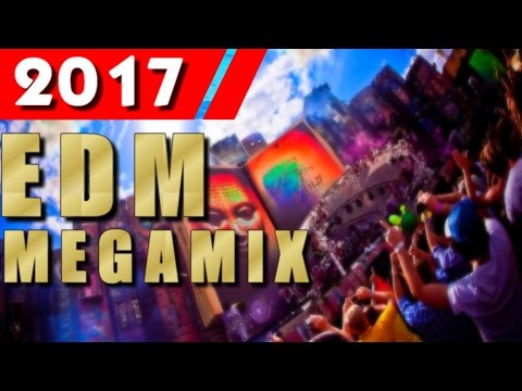 SPECIAL NEW YEAR EDM MEGAMIX 2017 💎 Free Copyright