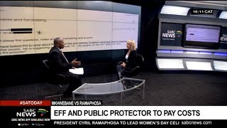 Judgement in the Ramaphosa, PP case was reasonable and rational: Keren Smith
