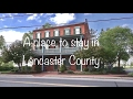 Pennsylvania's Amish Country, a place to stay in Lancaster!