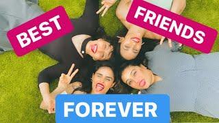 Jaane Kyun - Dostana  No More Shots Please School Friends  2020 goals  Purvi Purohit   Besties