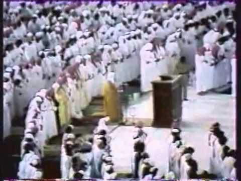 سور الضحى والشرح والتين   تراويح رمضان 1408هـ   الشيخ علي جابر
