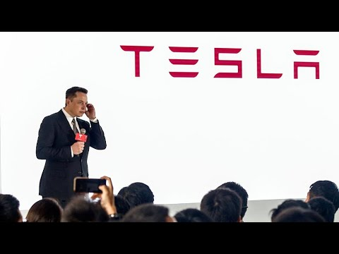 Elon Musk, Texas governor discuss potential Tesla move - Yahoo Finance