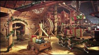 Video di Babbo Natale per bambini 2016