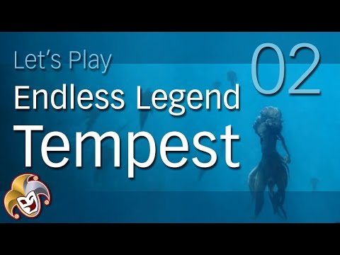 Endless Legend Tempest ~ 02 Overland Quest