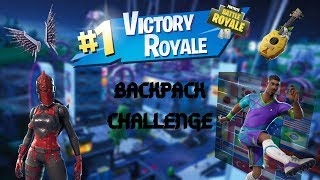 Fortnite Vittoria Reale w/lord-kay.3! | BackPack Challenge!