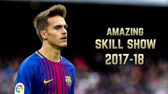 Denis Suárez 2017-18 | Amazing Skill Show