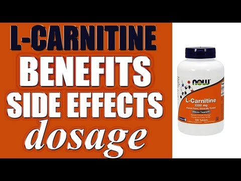 Benefits, Side Effects And dosage of LCarnitine | Best Fat Burner Supplement