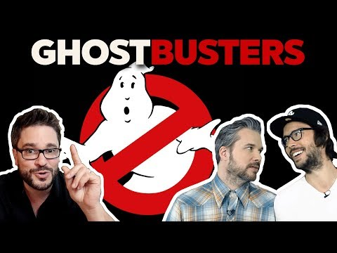 UCLA - Story of GHOSTBUSTERS  // RAY PARKER JUNIOR