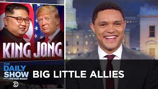 Download Big Little Allies   The Daily Show Mp3 and Videos