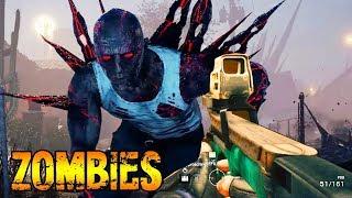 BRAND NEW ZOMBIES GAMEMODE!!! (Rainbow Six Siege : Outbreak Gameplay)