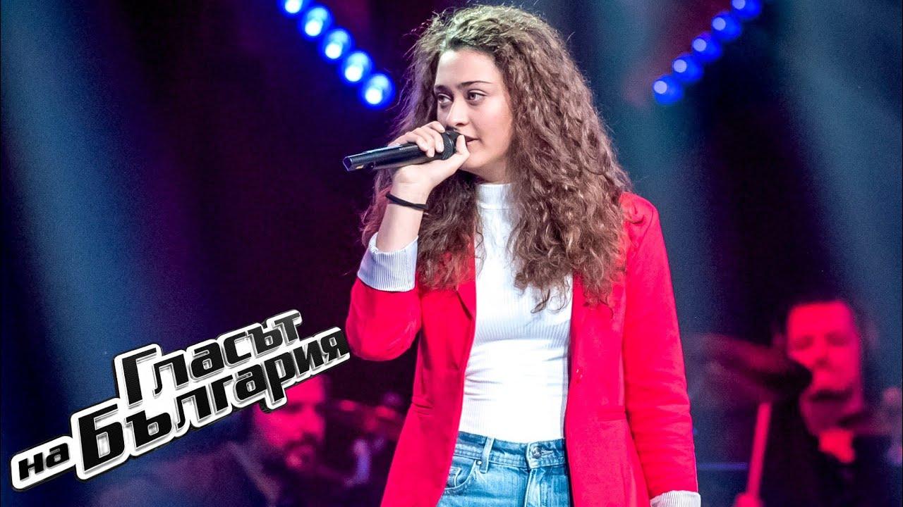 Йоана Сашова – Feeling Good | Кастинги на тъмно | Гласът на България 2020