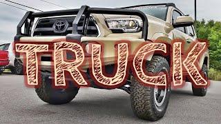 2017 Toyota Tacoma SR5 - 4WD Big Suspension - Big ARB Summit Bar - Big Tires thumbnail