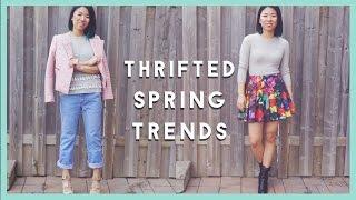 ✂ Thrifted Spring Trends w/ MissCharmsie