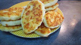 ЧВИШТАРИ  грузинские лепешки из кукурузной муки с сыром рецепт от Inga Avak
