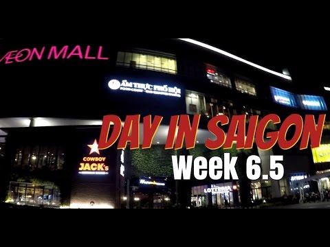 Adventures in Vietnam: A day in Saigon, week 6 5