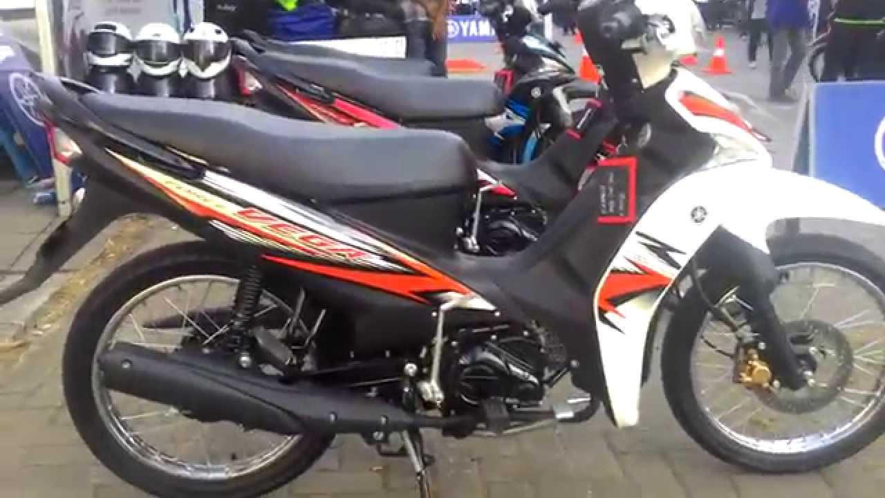 Suara Muffler Yamaha Vega Force