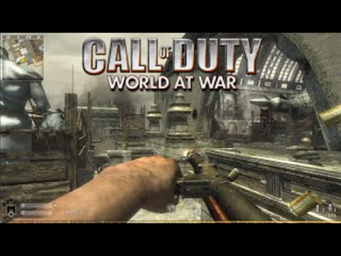 Call Of Duty: World At War - 2020 Multiplayer - Dome (63-21)