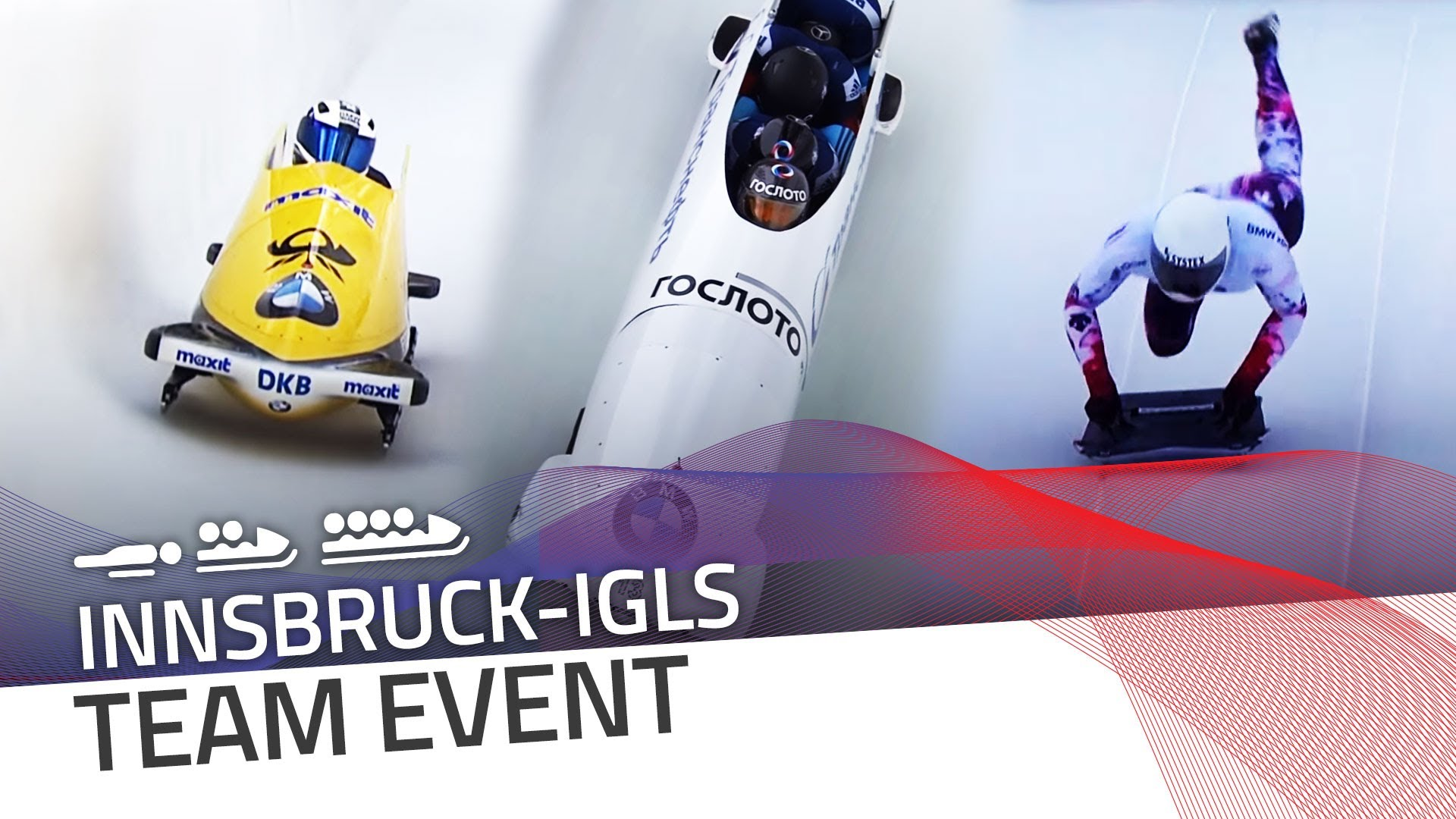 Innsbruck-igls | bmw ibsf world championships 2016 - team event | ibsf official