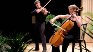 Servais, Grand duo de concert par le duo Volta Subito à Mont-sur-Marchienne