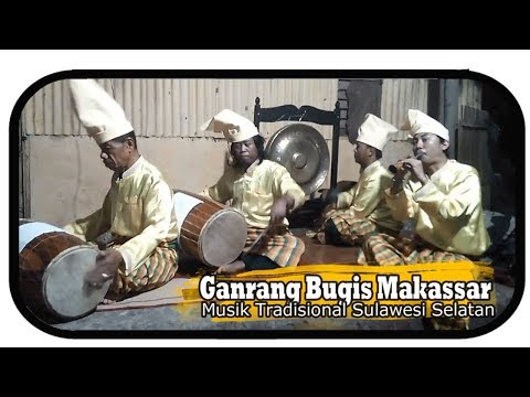 Paganrang Bugis Makassar Alat Musik Tradisional Sulawesi Selatan