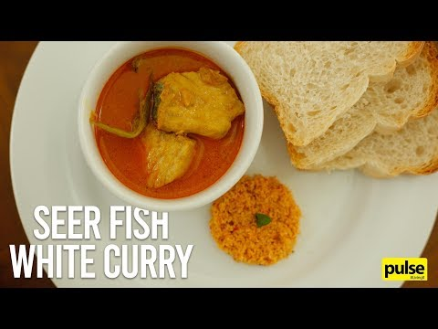 Seer Fish White Curry