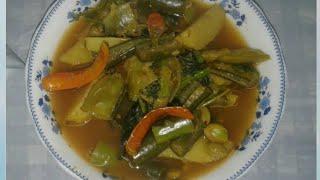 সিলেটি শুঁটকি শিরা/ Sylheti Hutki shira/ Shutki sheera/Sylheti cooking.