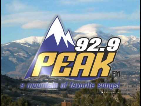92.9 Peak-FM