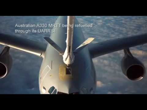Airbus Defence and Space - A330 Multi-Role Tanker Transport (MRTT) Aircraft