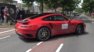 Porsche 991 Turbo S MkII with Aero Package!
