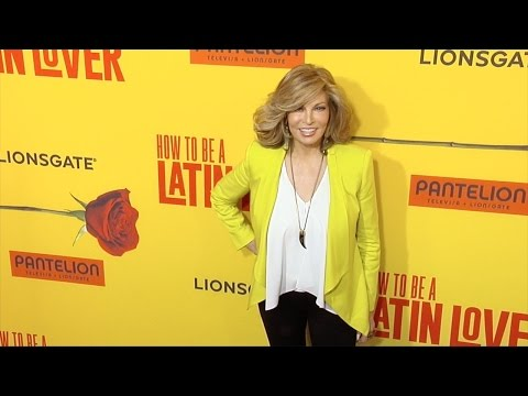 "Raquel Welch ""How to Be a Latin Lover"" Los Angeles Premiere"