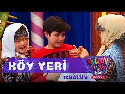 Güldüy Güldüy Show Çocuk 21. Bölüm, Köy Yeri Skeci