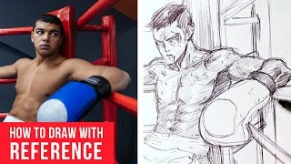 How To Draw With Reference