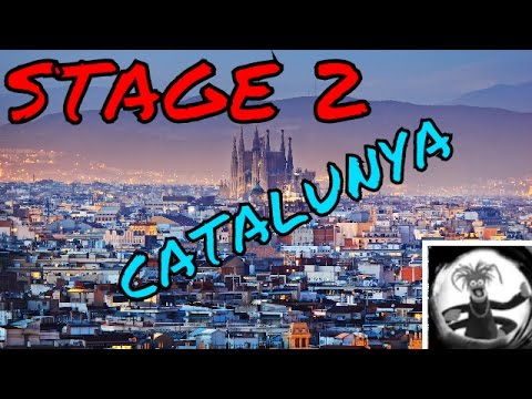 Volta Ciclista a Catalunya 2016 - Stage 2 - Pro Cycling Manager 2015 - 2016 Database