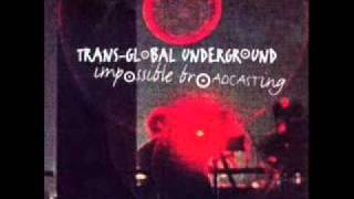 Transglobal Underground Yellow and Black Taxi Cab