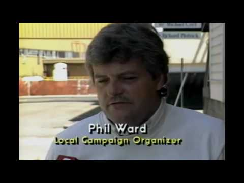 1987 Norwood union workers organize to protect jobs when the GM Plant closed in Cincinnati Ohio