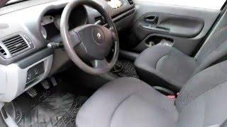 2007 Renault Clio  Symbol inceleme /examination