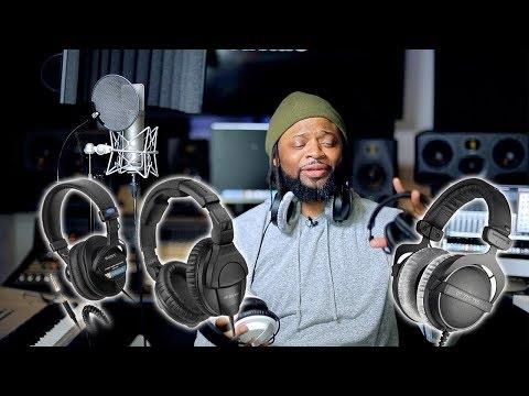 Best Studio Headphones | My Top 3 Headphones Under $200