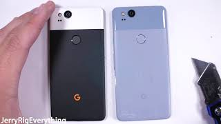 Google Pixel 2 might have the same problem as iPhone 6 Plus, and this video shows why
