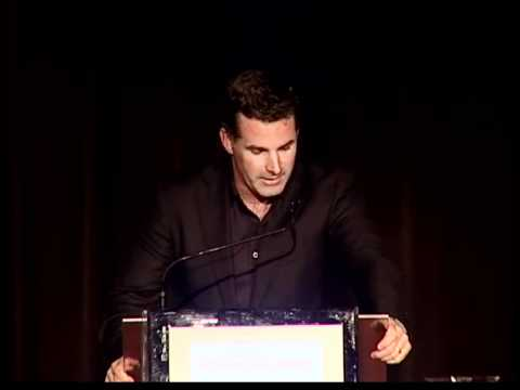 Kevin Plank at 2012 Entrepreneurship Invitational