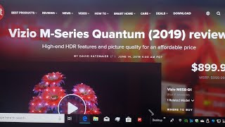 VIZIO QUANTUM M SERIES CNET REVIEW DISCUSSION , MAKE SURE YOU PICK THE M8👍(SPECIAL THANKS TO CNET)