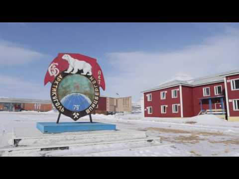 Шпицберген Русская Арктика