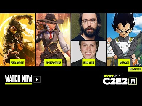 Friday - Main Stage | C2E2 2019 | SYFY WIRE