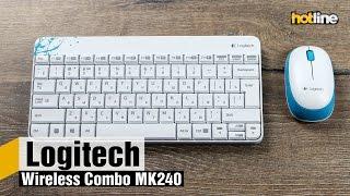 Logitech Wireless Combo MK240 — обзор беспроводного комплекта