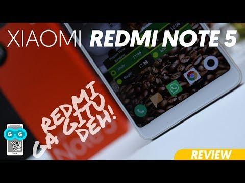 REDMI GA GITU DEH! Review Xiaomi Redmi Note 5