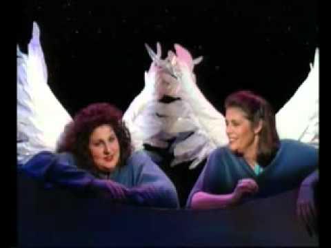 Kathy and Mo Angels Skit
