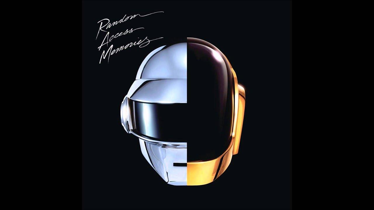 Image result for Daft Punk — Random Access Memories