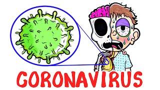 ¿Qué Sucede Realmente Si Contraes Coronavirus?