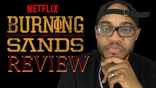 Netflix's Burning Sands (a Greeks Review)