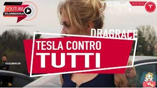 TESLA VS SUPERCAR & SUPERBIKE NELL