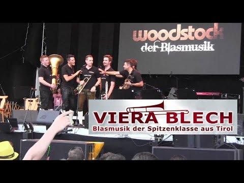 Woodstock der Blasmusik Viera Blech Zeitlos Polka